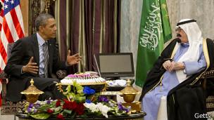 EE.UU. y Arabia Saudita