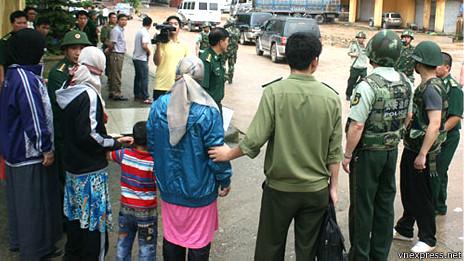 Vụ nổ súng ở Quảng Ninh