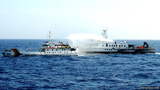 Căng thẳng Biển Đông