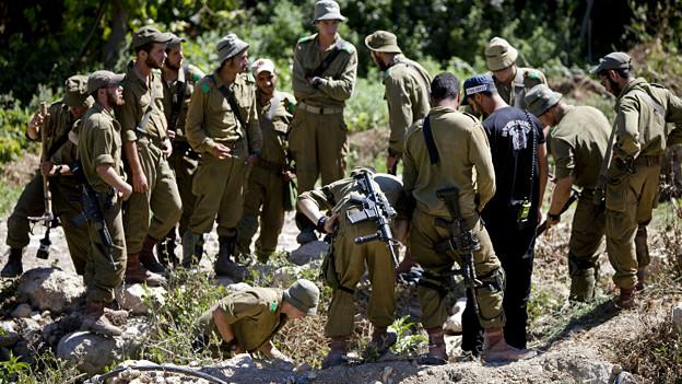 Búsqueda de adolescentes desaparecidos en Cisjordania