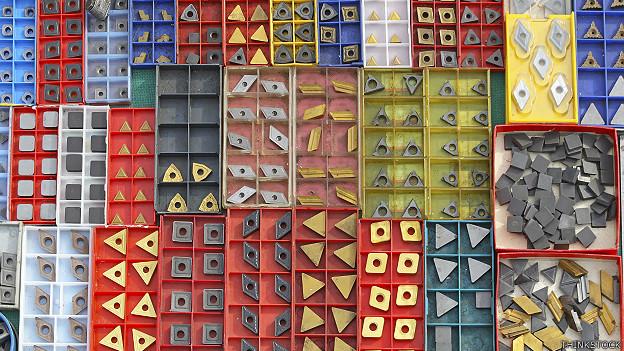 Piezas de herramientas de tungsteno