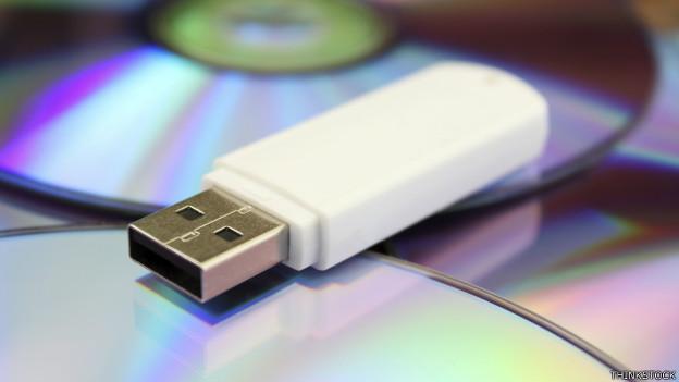 Unidad USB.