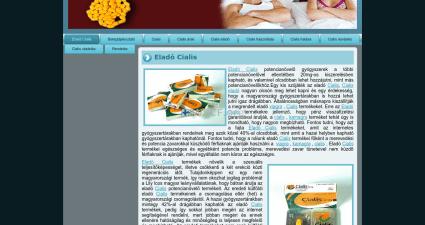Elado-Cialis.info Online Offshore Drugstore