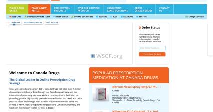 Israelmeds.net Website Pharmaceutical Shop