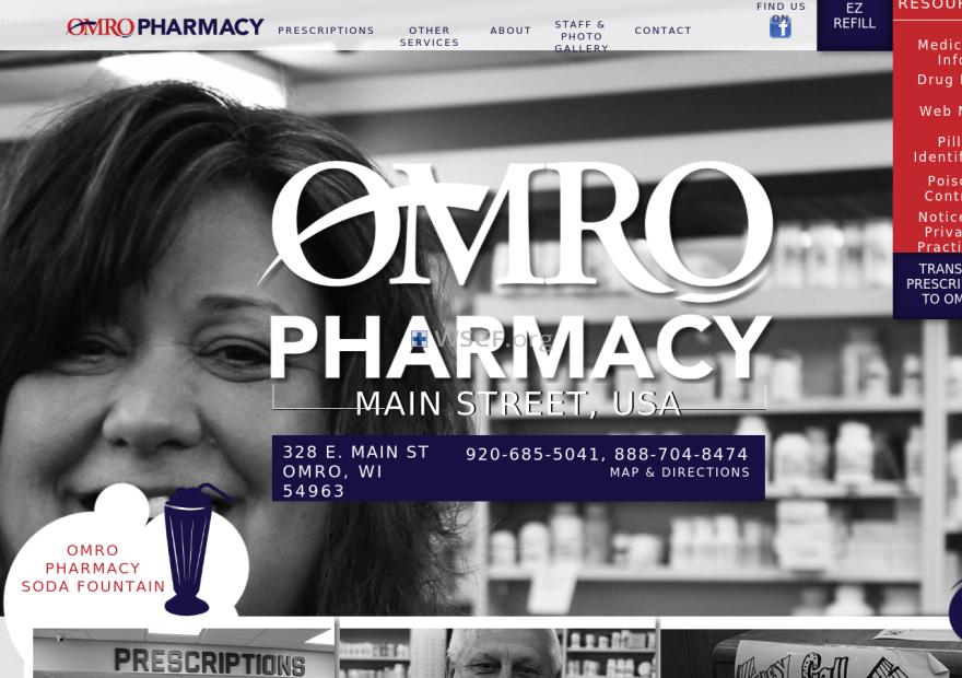 Omropharmacy.net Confidential online Pharmacy.