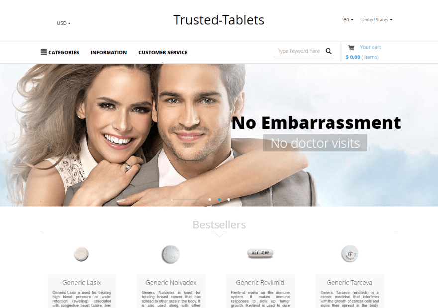 Trusted-Tablets Reliable Online Pharmacy Trusted-Tablets Reviews and Coupon Codes