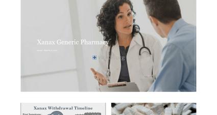 Xanaxalprazolam.net Online Offshore Drugstore