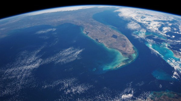 Florida from Space HD Wallpaper Wide Screen Wallpaper