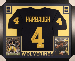 Hall of Fame Style Framing