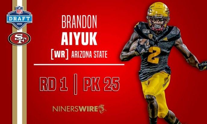 Brandon Aiyuk