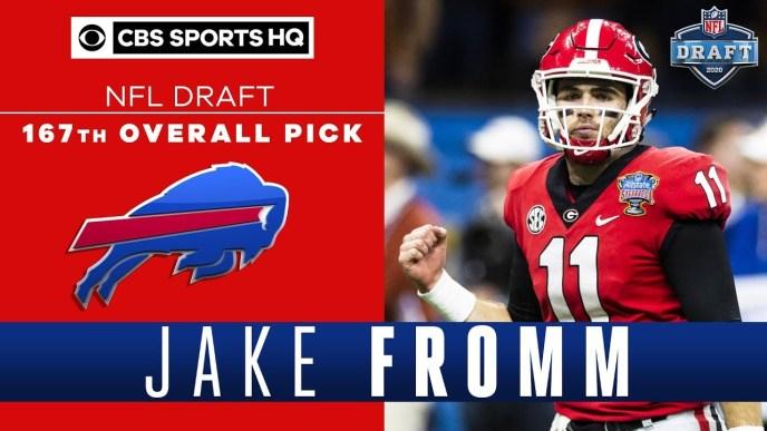 Jake Fromm1