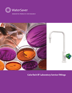 ColorTech BT Laboratory Service Fittings