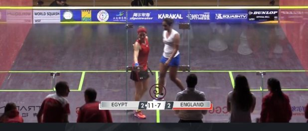 FINALS DAY : Egypt still the Champions – WSF Women's World Teams