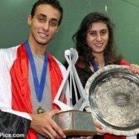 2013 Finals : El Sherbini and El Hammany are Champions in Poland