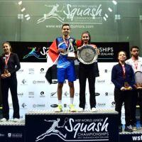 2017 FINALS : Egyptian Double in Tauranga