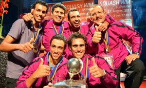 Egypt seeded to reclaim MWT title in France