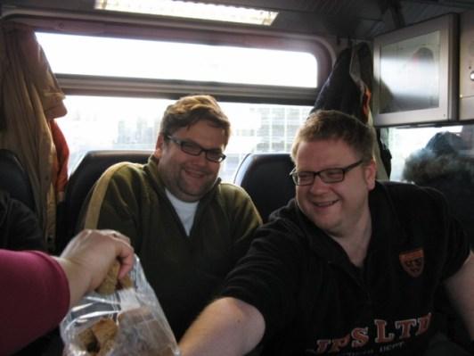 Steffen & Sven selbst gebackene Lebkuchen