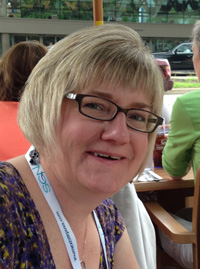 Amy Komp, WSGNA President