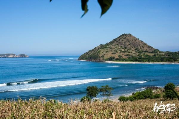 Серфинг в мае на Сумбаве