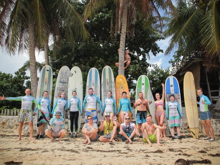 Серфинг на Филиппинах — Сиаргао (осень 2018)