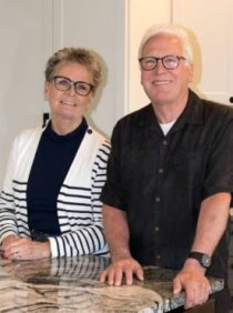 Art in Residence - Diana and Mike Kingsley