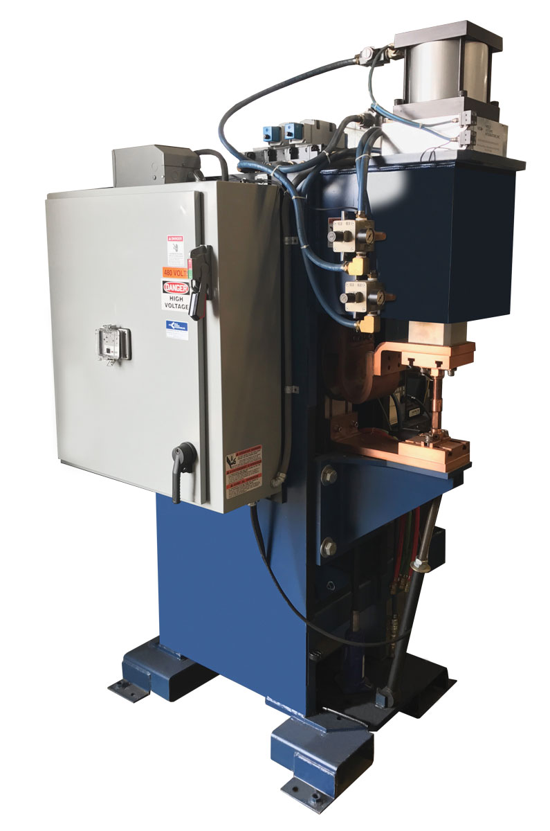 Capacitor Discharge Solution | Weld Systems Integrators