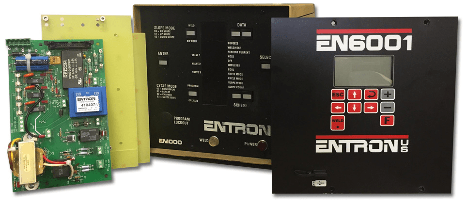 ENTRON EN-6011 Retrofit | Weld Systems Integrators