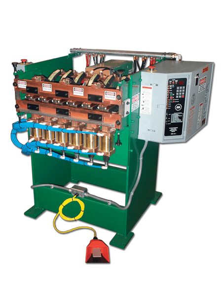 LORS Model 734 End Channel Welder