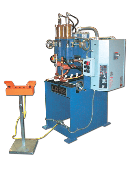 LORS Model 869 Stud and Floor Anchor Welder-blue