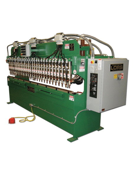 LORS Model 877 Stiffener Welder