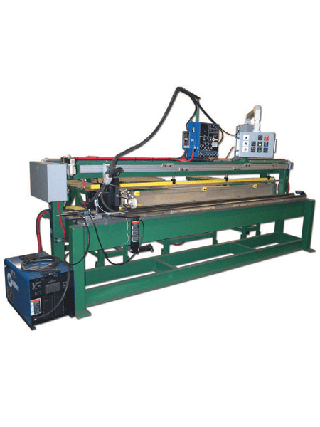 LORS Model Model 826 GMAW Seam Welder