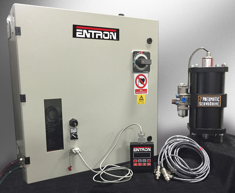 ENTRON Controls Smart Detection System | Weld Systems Integrators