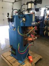 Used Banner Spot Welder 20569 | Weld Systems Integrators