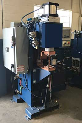 Standalone CD Welder | Weld Systems Integrators