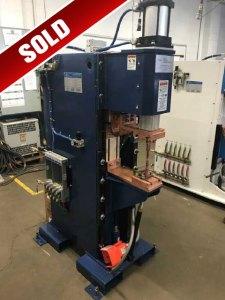 Used WSI Press Welder 20554 | SOLD | Weld Systems Integrators