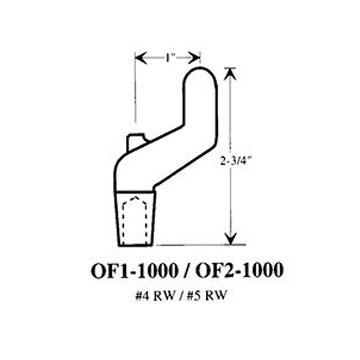 Tipaloy Irregular Offset Tips | Weld Systems Integrators