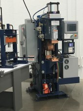 Used WSI CD Press-Type Welder - 20329 | Weld Systems Integrators