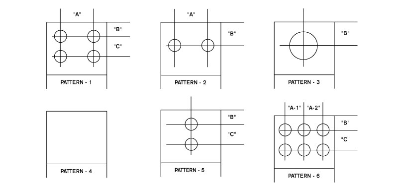 Laminated Shunt Patterns | Weld Systems Integrators