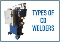 Types of Capacitor Discharge Welders | Weld Systems Integrators