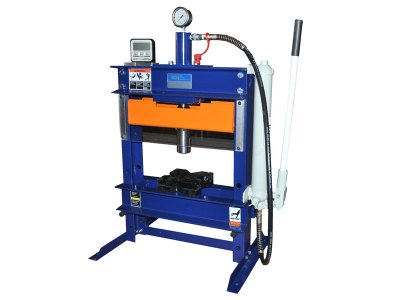 WSI Series H-Type Push Out Tester | Weld Systems Integrators
