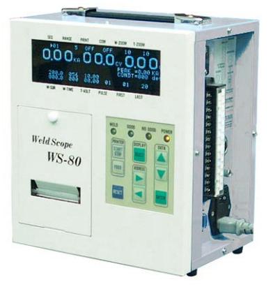 Dengensha Weld Scope WS-80 | Weld Systems Integrators
