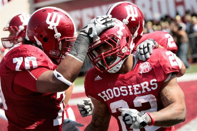 IU Football kicked off its season with a dominating win over the Sycamores, 73-35. Catch the Hoosiers each weekend on WSLM 97.9 FM - Your Official Kentuckiana IU Sports Station.