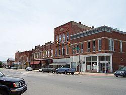 250px-BrownstownINHistoricMainStreet