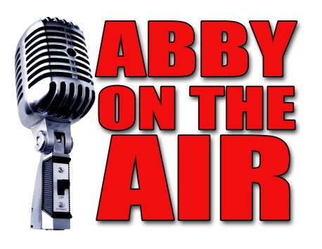 ABBIE ON THE AIR