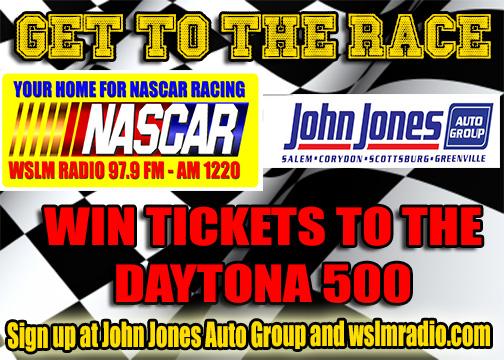 NASCAR PROMOTION