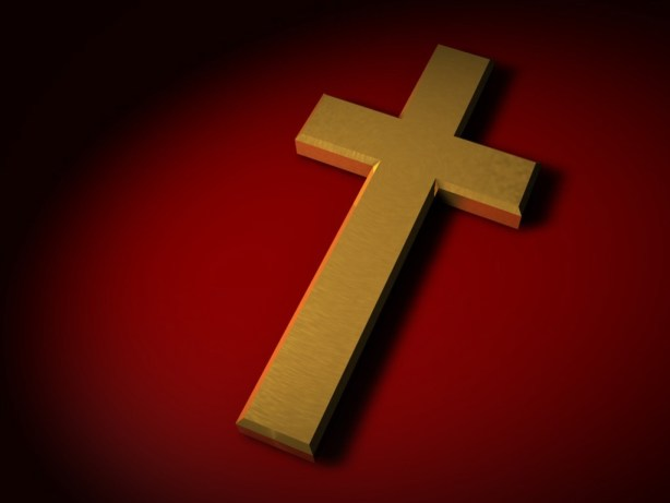 Christian-Cross-3D