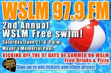 WSLM FREE SWIM2