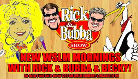 RICK AND BUBBA WSLM