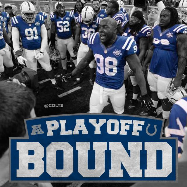 COLTS ADVANCE TO AFC CHAMPIONSHIP; ANNOUNCE EVENTS FOR