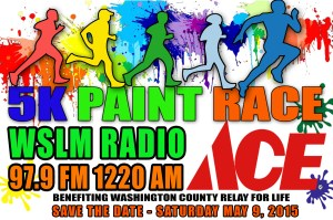 ACE PAINT RACE 2015